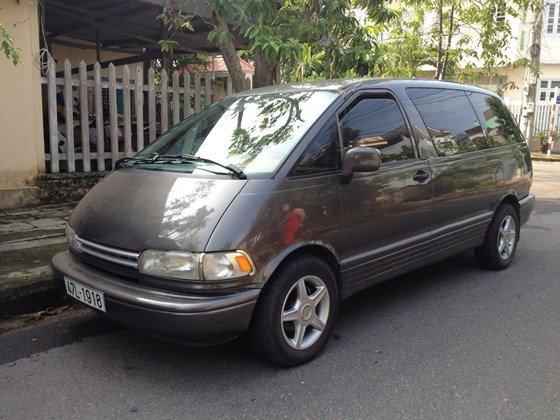 Cần bán Toyota Previa đời 1990, nhập khẩu số tự động -2