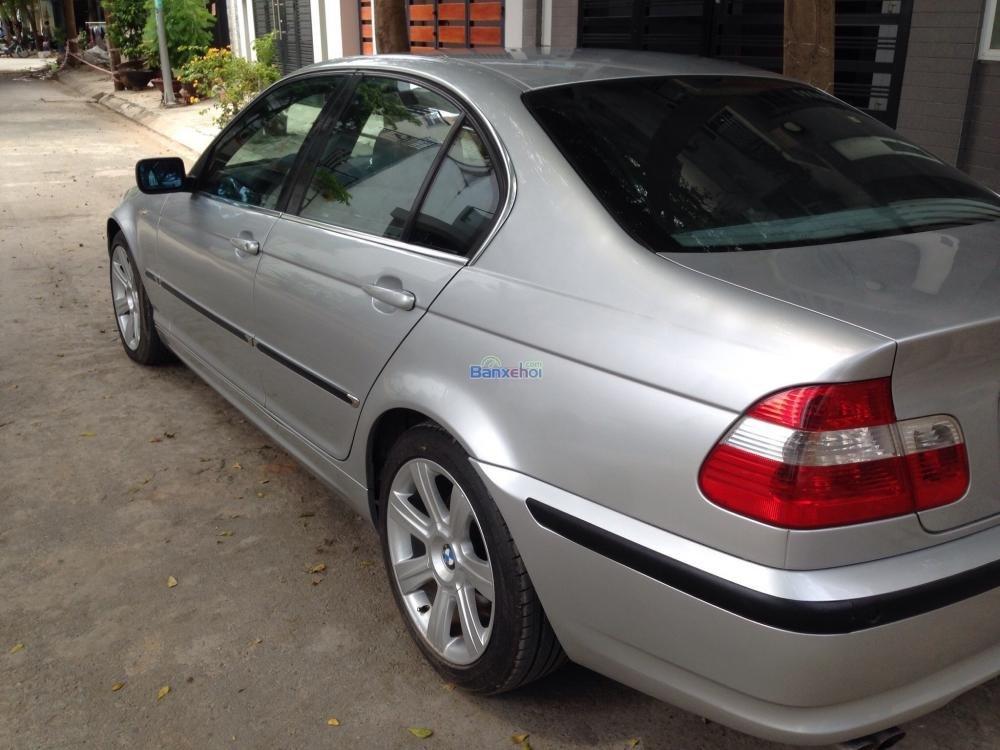 Gia đình cần bán xe hiệu BMW 3 Series 325i, động cơ 2.0 ít hao xăng, màu bạc, số tự động-6
