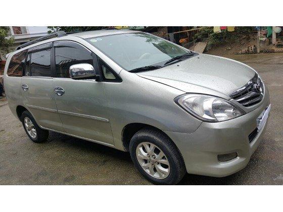 Toyota Innova đời 2007, nhập khẩu chính hãng, 440 triệu-0