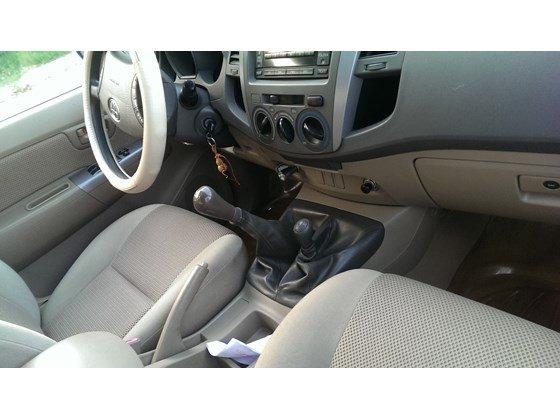 Bán xe Toyota Hilux đời 2009, nhập khẩu nguyên chiếc, 470 triệu-4