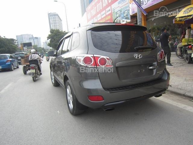 Bán ô tô Hyundai Santa Fe đời 2008, màu xám, nhập khẩu Hàn Quốc-3