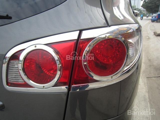 Bán ô tô Hyundai Santa Fe đời 2008, màu xám, nhập khẩu Hàn Quốc-5