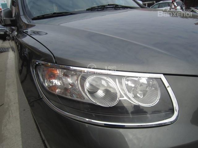 Bán ô tô Hyundai Santa Fe đời 2008, màu xám, nhập khẩu Hàn Quốc-6