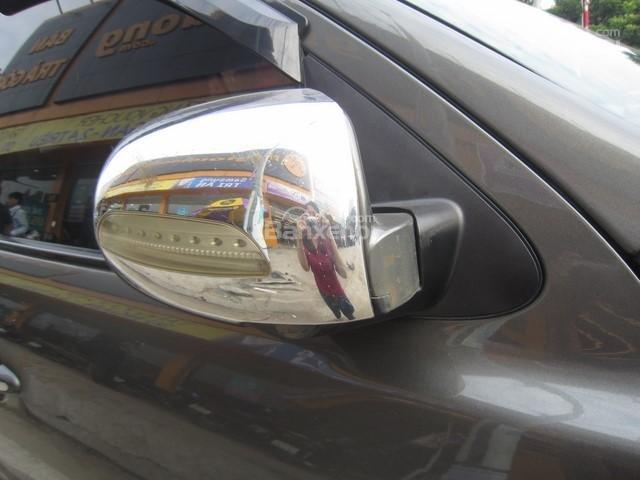 Bán ô tô Hyundai Santa Fe đời 2008, màu xám, nhập khẩu Hàn Quốc-7