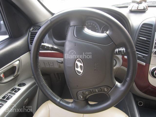 Bán ô tô Hyundai Santa Fe đời 2008, màu xám, nhập khẩu Hàn Quốc-14