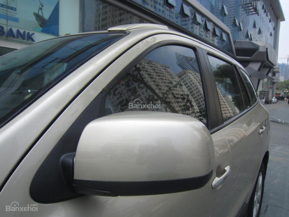 Cần bán xe Hyundai Santa Fe đời 2008, màu xám, nhập khẩu Hàn Quốc, 599tr-6