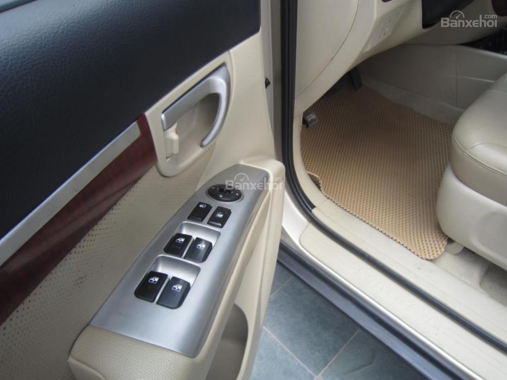 Cần bán xe Hyundai Santa Fe đời 2008, màu xám, nhập khẩu Hàn Quốc, 599tr-9