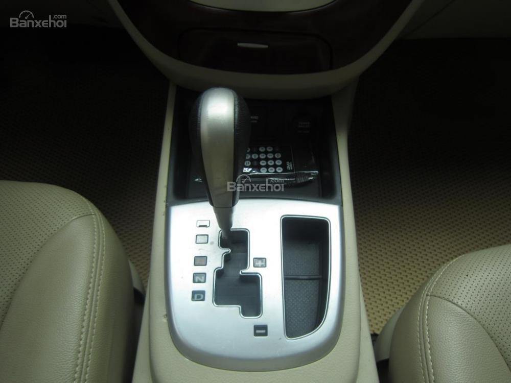 Cần bán xe Hyundai Santa Fe đời 2008, màu xám, nhập khẩu Hàn Quốc, 599tr-14