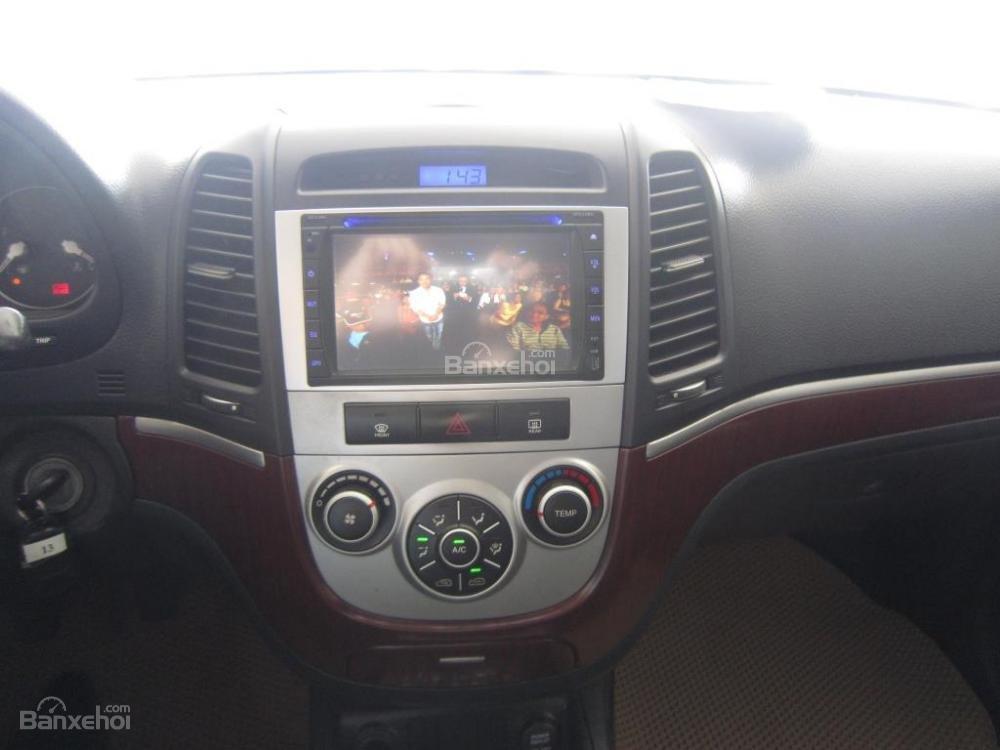 Cần bán xe Hyundai Santa Fe đời 2008, màu xám, nhập khẩu Hàn Quốc, 599tr-18