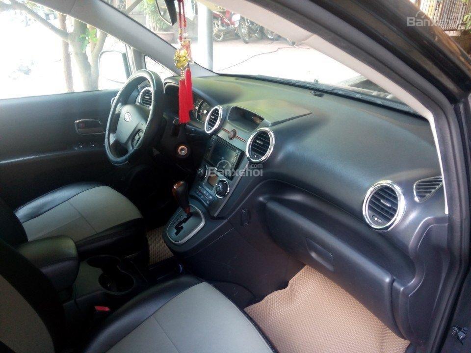 Cần bán xe Kia Carens 2.L AT đời 2010, màu đen, xe nhập-7