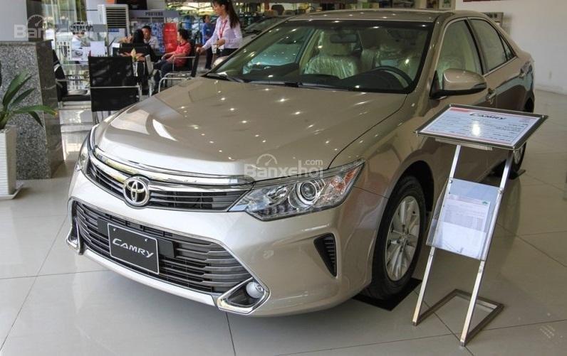 Toyota Camry 2.5G mới nhất đủ màu khuyến mãi cực sốc tại Toyota Hùng Vương dịp cuối năm giao ngay-0
