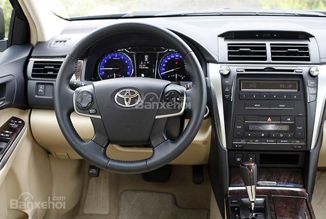 Toyota Camry 2.5G mới nhất đủ màu khuyến mãi cực sốc tại Toyota Hùng Vương dịp cuối năm giao ngay-1