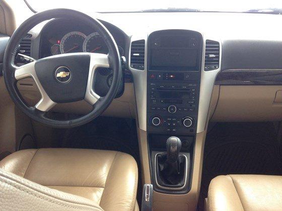 HC Auto đang bán Chevrolet Captiva 2008, màu đen, số tay, tên tư nhân, xe đẹp xuất sắc-2