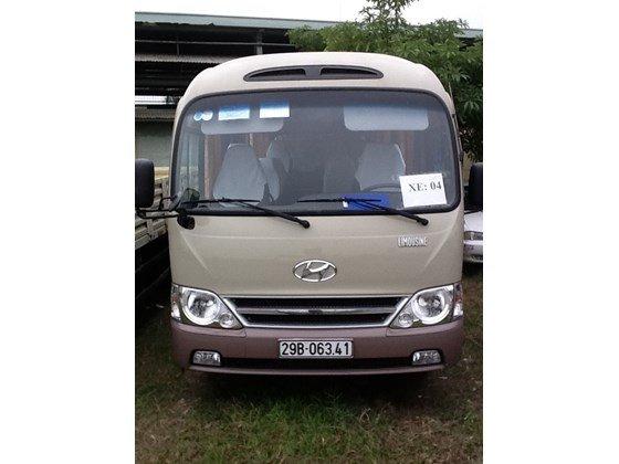 Bán ô tô Hyundai County đời 2013, nhập khẩu chính hãng-0