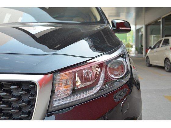 Cần bán xe Kia Sedona DAT đời 2015, màu đen, xe nhập-6