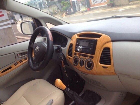 Cần bán Toyota Innova đời 2007, nhập khẩu giá tốt-3
