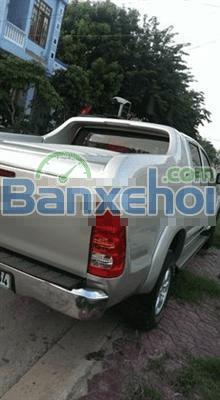 Cần bán xe ô tô bán tải cũ Toyota Hilux 3.0 đời 2009, đăng ký 2010-2