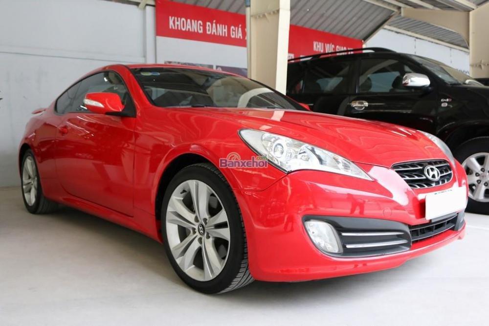 Cần bán xe Hyundai Genesis 2-0T 2010, màu đỏ, xe nhập, giá chỉ 750 triệu-3