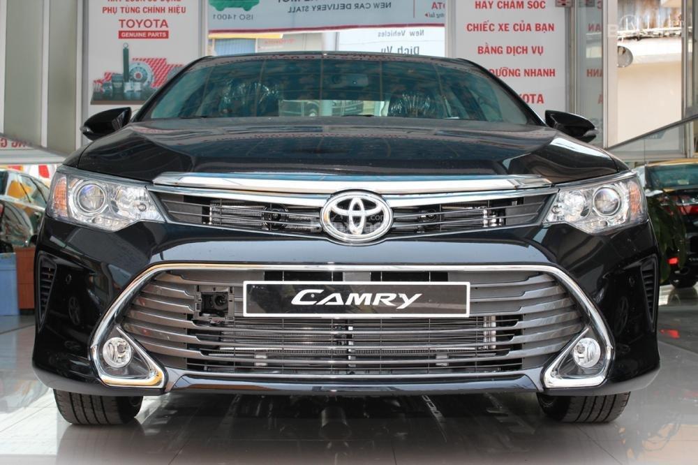 Toyota Camry 2.5Q phiên bản cao cấp của Camry giá bán tốt nhất thị trường ở Toyota Hùng Vương-0