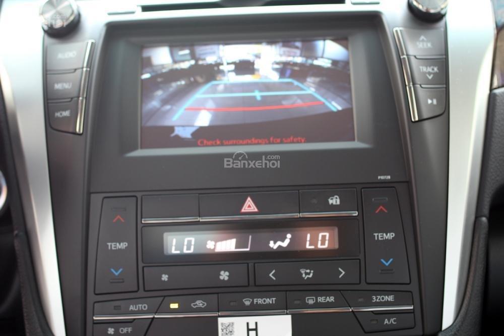 Toyota Camry 2.5Q phiên bản cao cấp của Camry giá bán tốt nhất thị trường ở Toyota Hùng Vương-7