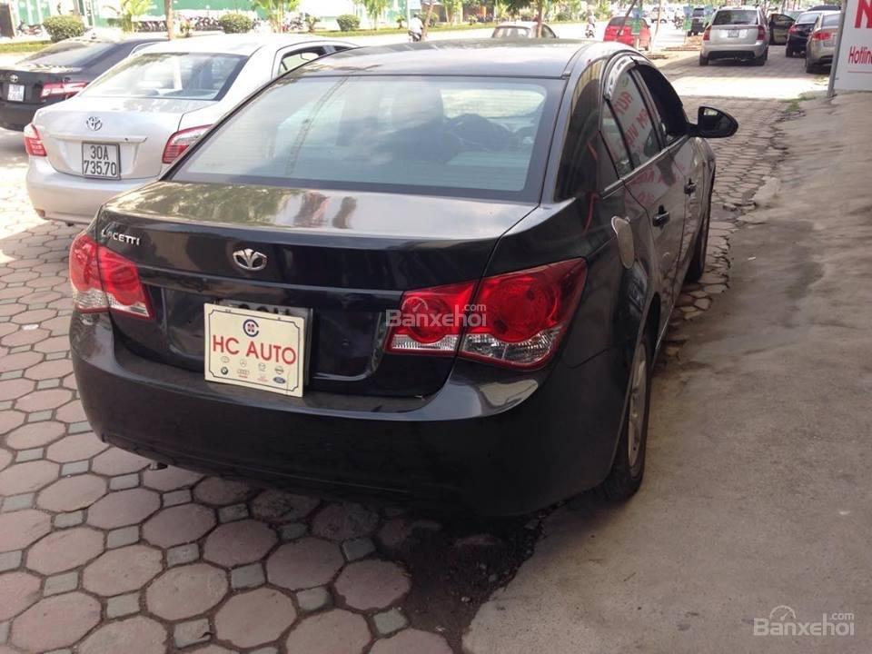Cần bán gấp Daewoo Lacetti SE năm 2009, màu đen, nhập khẩu như mới  -1