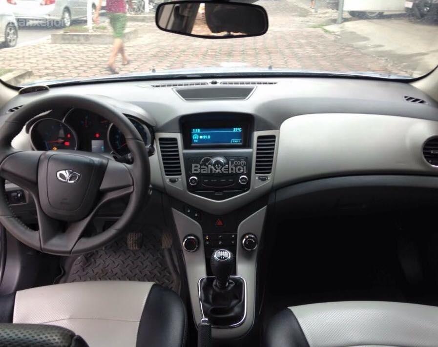 Cần bán gấp Daewoo Lacetti SE năm 2009, màu đen, nhập khẩu như mới  -3
