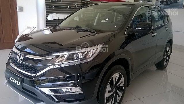 Honda CRV 2.4 mới, hỗ trợ đăng ký, đăng kiểm, vay trả góp lãi suất thấp-1