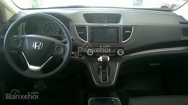 Honda CRV 2.4 mới, hỗ trợ đăng ký, đăng kiểm, vay trả góp lãi suất thấp-2