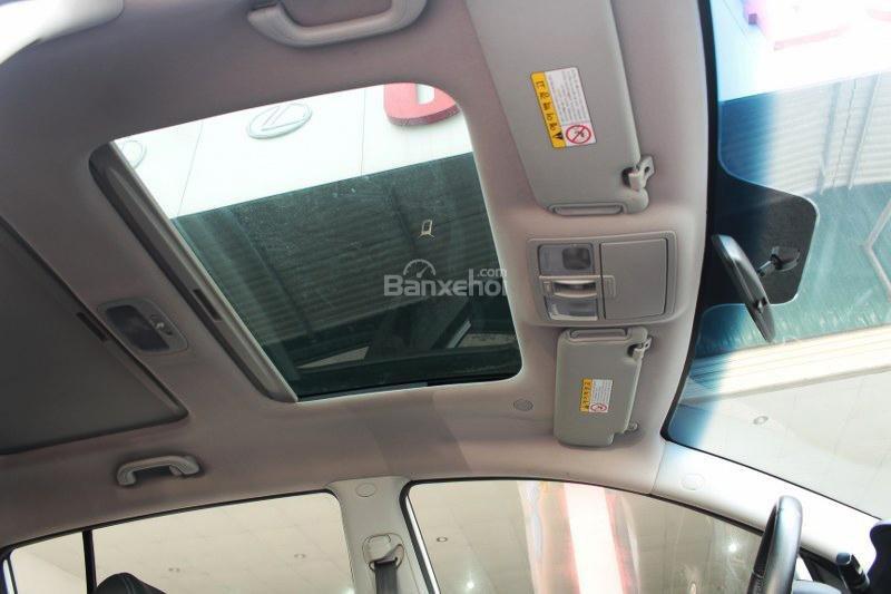 Cần bán Kia Sportage 2.0AT đời 2010, màu trắng, nhập khẩu số tự động, giá 735tr-13