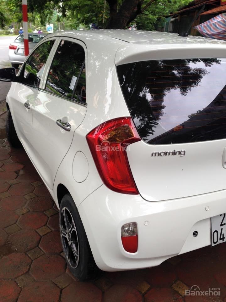 Cần bán Kia Morning Van đời 2011, ĐK 2014 màu trắng, nhập khẩu nguyên chiếc, 280 triệu-5