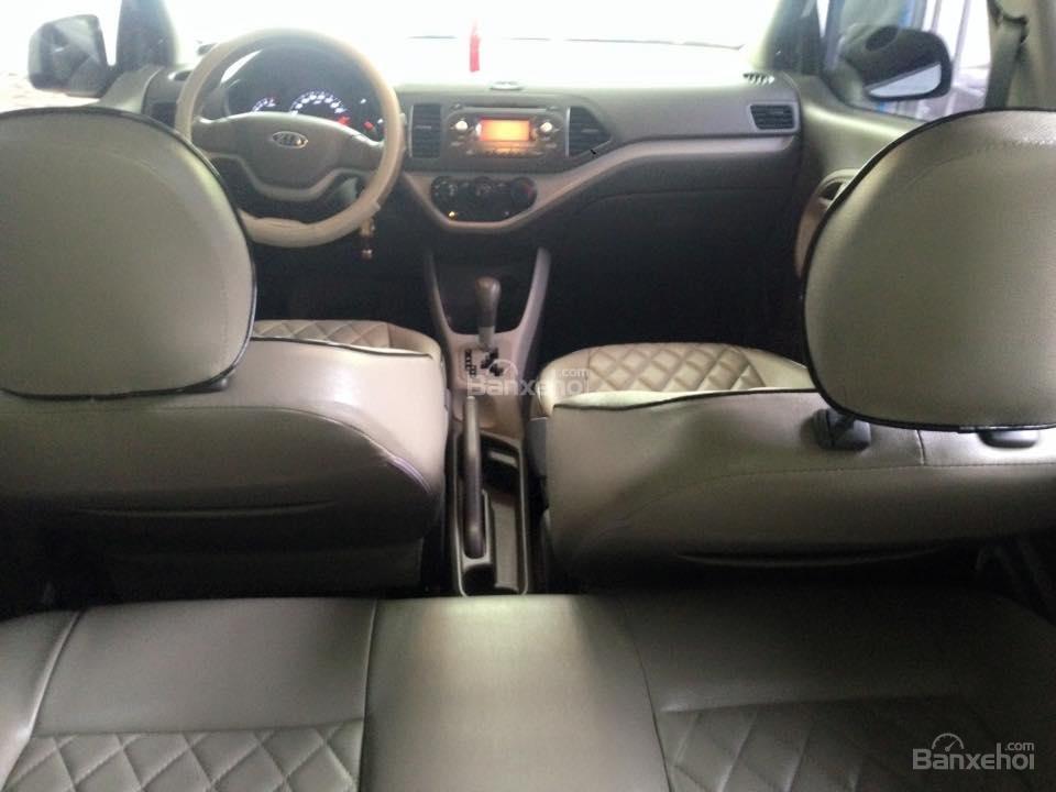 Cần bán Kia Morning Van đời 2011, ĐK 2014 màu trắng, nhập khẩu nguyên chiếc, 280 triệu-7