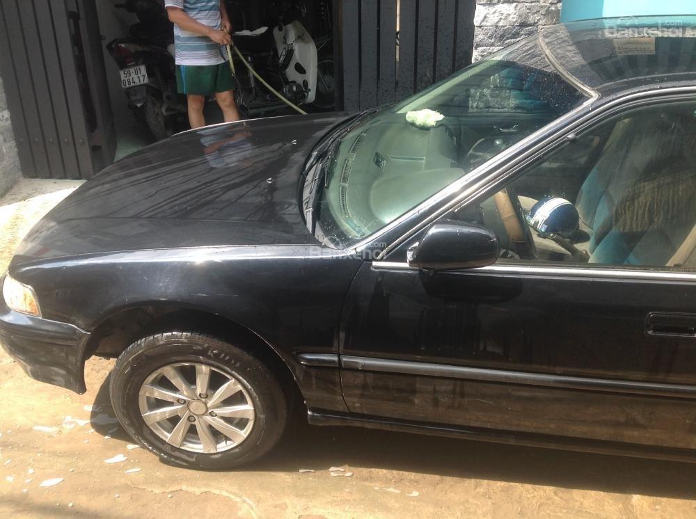 Cần bán xe Honda Accord EX đời 1992, màu đen, xe nhập-1