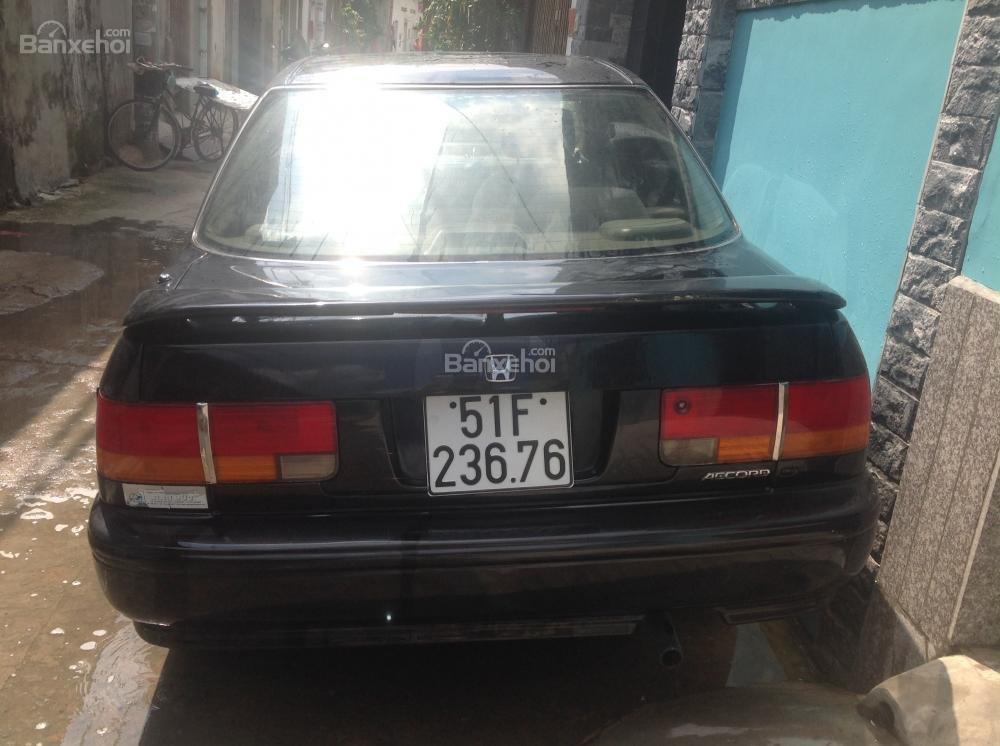 Cần bán xe Honda Accord EX đời 1992, màu đen, xe nhập-3
