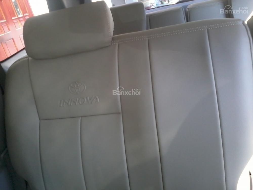 Innova 2008 lên form G 2010 hoàn chỉnh, như mới 95%, biển 43 chính chủ-3