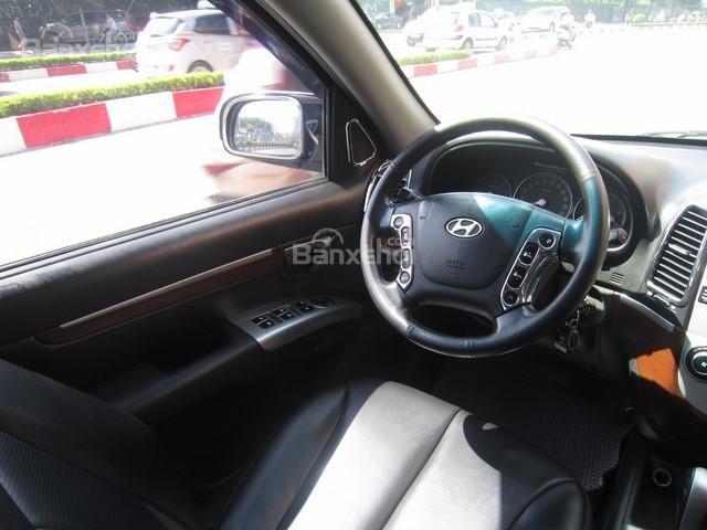 Cần bán Hyundai Santa Fe 4x4 2008, màu đen, nhập khẩu Hàn Quốc còn mới, giá chỉ 575 triệu-4