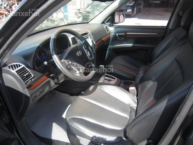 Cần bán Hyundai Santa Fe 4x4 2008, màu đen, nhập khẩu Hàn Quốc còn mới, giá chỉ 575 triệu-2