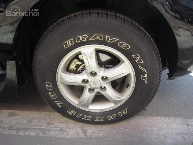 Cần bán Hyundai Santa Fe 4x4 2008, màu đen, nhập khẩu Hàn Quốc còn mới, giá chỉ 575 triệu-8