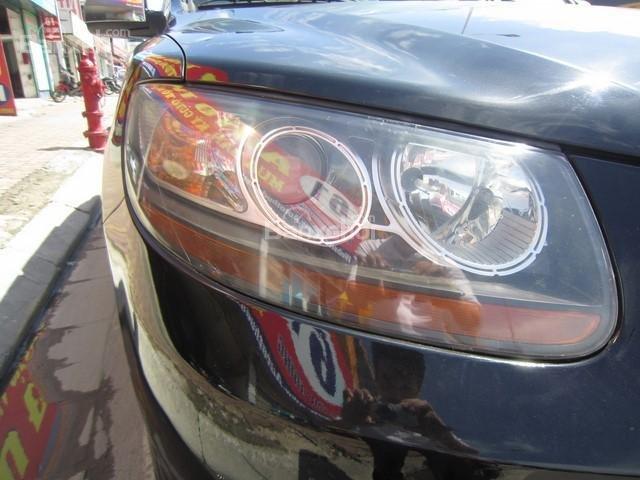 Cần bán Hyundai Santa Fe 4x4 2008, màu đen, nhập khẩu Hàn Quốc còn mới, giá chỉ 575 triệu-9