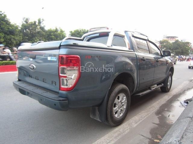 Bán Ford Ranger MT đời 2014, màu xanh ngọc, nhập khẩu Thái, giá tốt-7