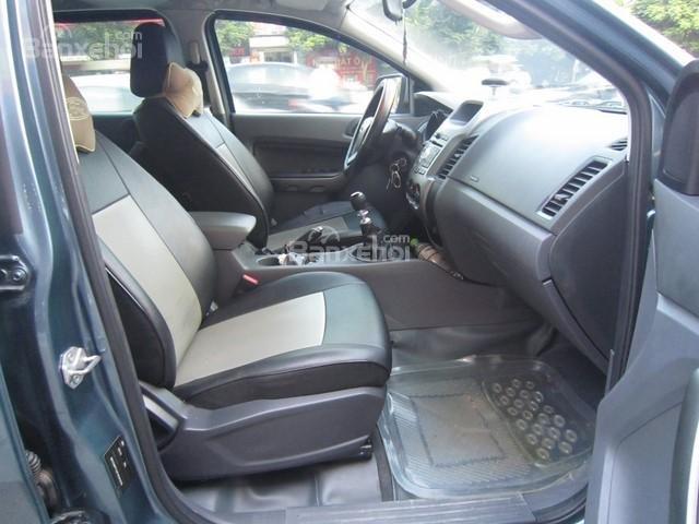 Bán Ford Ranger MT đời 2014, màu xanh ngọc, nhập khẩu Thái, giá tốt-11