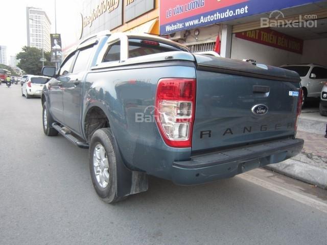 Bán Ford Ranger MT đời 2014, màu xanh ngọc, nhập khẩu Thái, giá tốt-8