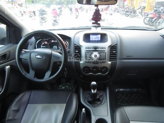 Bán Ford Ranger MT đời 2014, màu xanh ngọc, nhập khẩu Thái, giá tốt-12