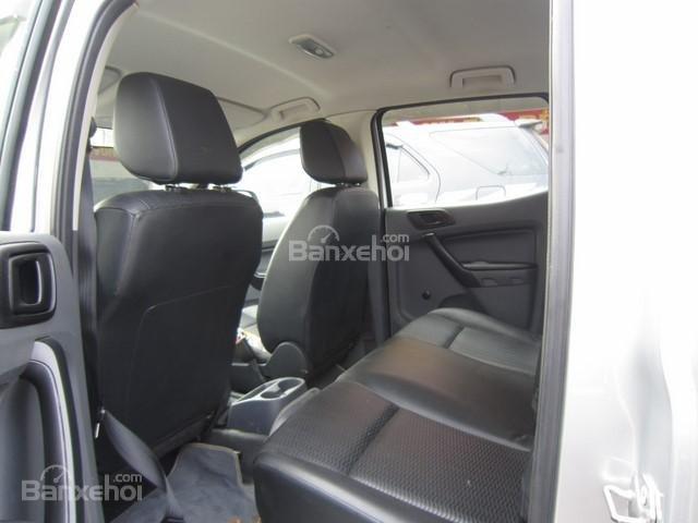 Cần bán xe Ford Ranger 4x4 MT đời 2014, màu bạc, nhập khẩu Thái, giá 555tr-10