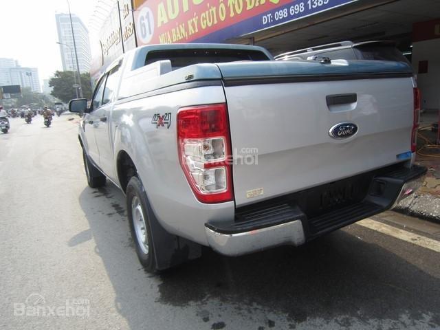 Cần bán xe Ford Ranger 4x4 MT đời 2014, màu bạc, nhập khẩu Thái, giá 555tr-4