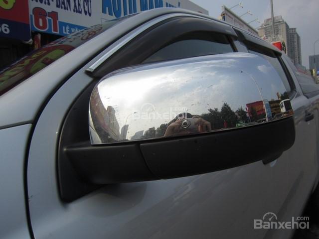Cần bán xe Ford Ranger 4x4 MT đời 2014, màu bạc, nhập khẩu Thái, giá 555tr-7