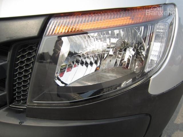 Cần bán xe Ford Ranger 4x4 MT đời 2014, màu bạc, nhập khẩu Thái, giá 555tr-6