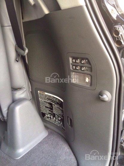 Cần bán Lexus LX đời 2008, màu đen, nhập khẩu chính hãng-8