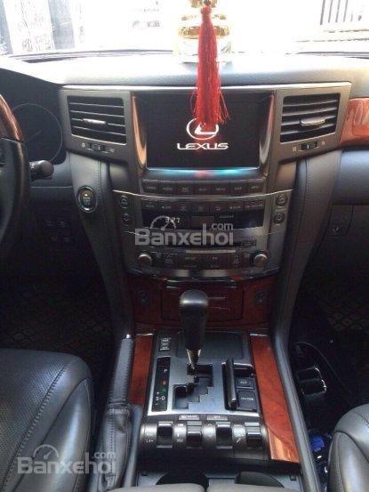 Cần bán Lexus LX đời 2008, màu đen, nhập khẩu chính hãng-6