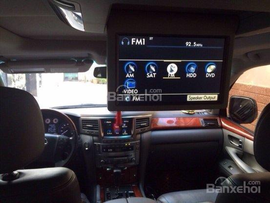 Cần bán Lexus LX đời 2008, màu đen, nhập khẩu chính hãng-4