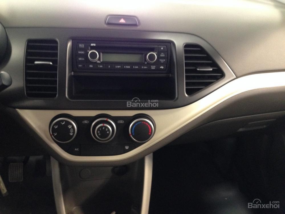 Cần bán xe Kia Morning EXMT đời 2015, màu trắng giá cạnh tranh, hỗ trả góp 70% -3